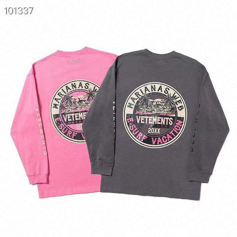 Vetements Sweatshirts Hip Hop Men Women High Quality Fashion Casual New Vetements Hoodies Pullover Oversize S-XL uE87#
