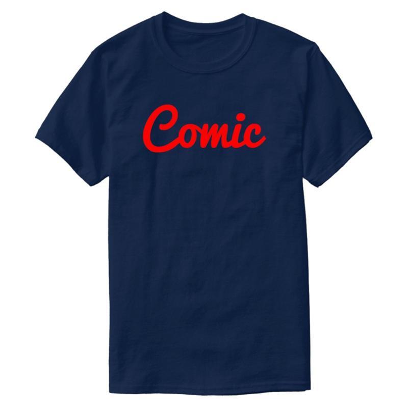 Yeni Stil Erkek Esprili Kırışıklık Karşıtı Beyaz Homme Men and Women Tişörtler CAMISAS Gömlek Hiphop Tops için Comic T Shirt Tasarımları