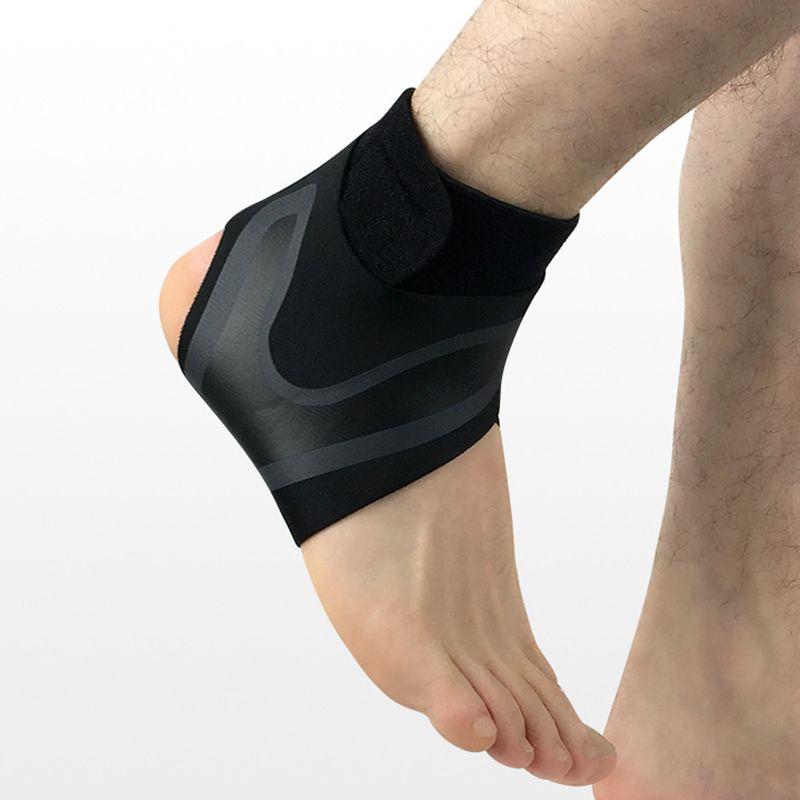 Garde sport Pied Anti-Entorse Garde cheville élastique manches chevillère support 1 paire support Poids Brace