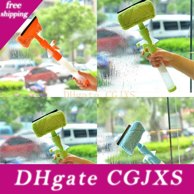 Double Faced Window Cleaner Multi Functions Glass Cleaners Home Furnishing Tools Cleaning Windows Brushes New Arrival 7 15cm L1