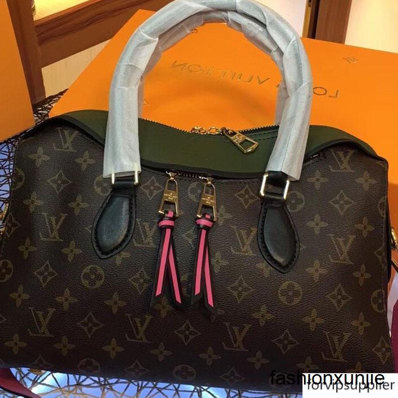 Nueva alta calidad bolso de lujo nobles de la moda de las mujeres vendedoras calientes bolsa de la cadena del hombro hardware personalizado 1NB: 359-ONE