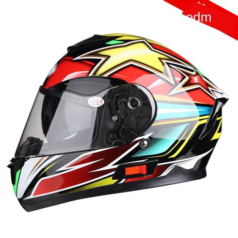 Aishi AIS Offroad-Außen Motorrad Elektro Helm Reitsport Sommerschutz Motorrad Fahrrad Fahrrad Schutzhaube