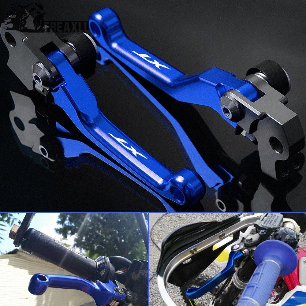 Per XT250X XTZ125 XT 250 X XTZ 2003 2004 2005 125 2006 2007 2008 2009 2010 2011 2012 2017 freno leve di frizione Motocross PrU0 #
