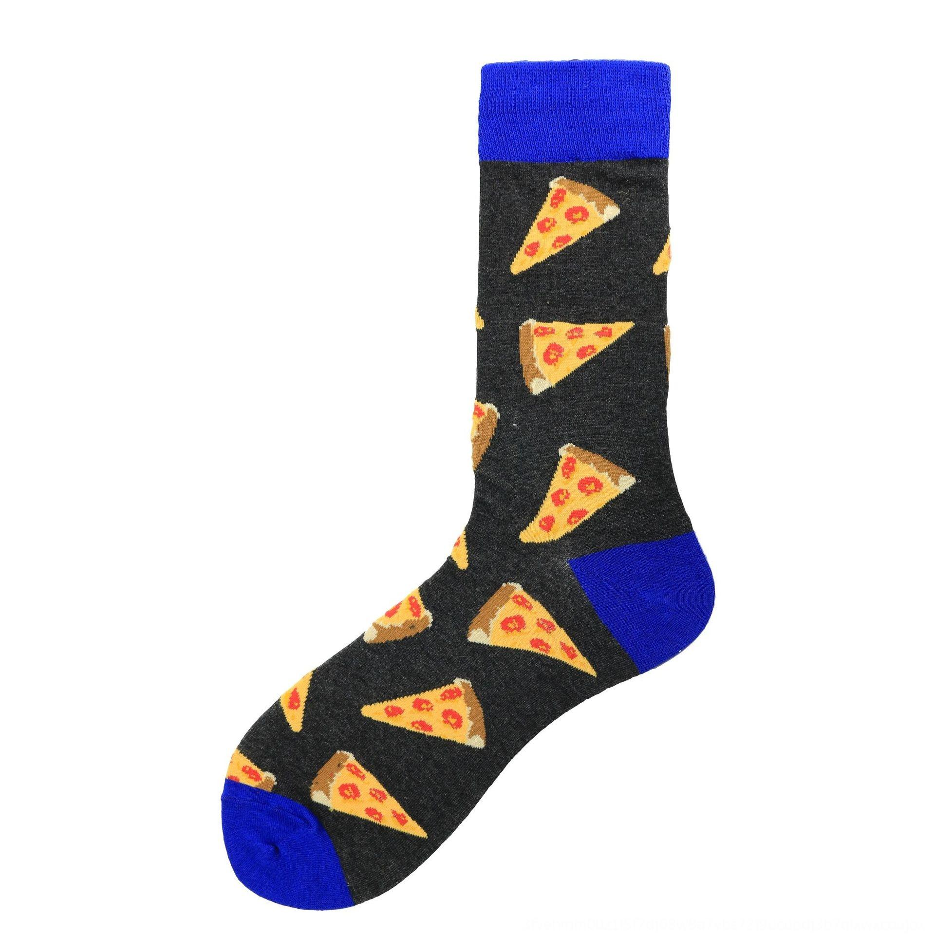 Горячие моды хлопка и цвета вскользь носки хлопка гурман горячий горшок серии моды носки