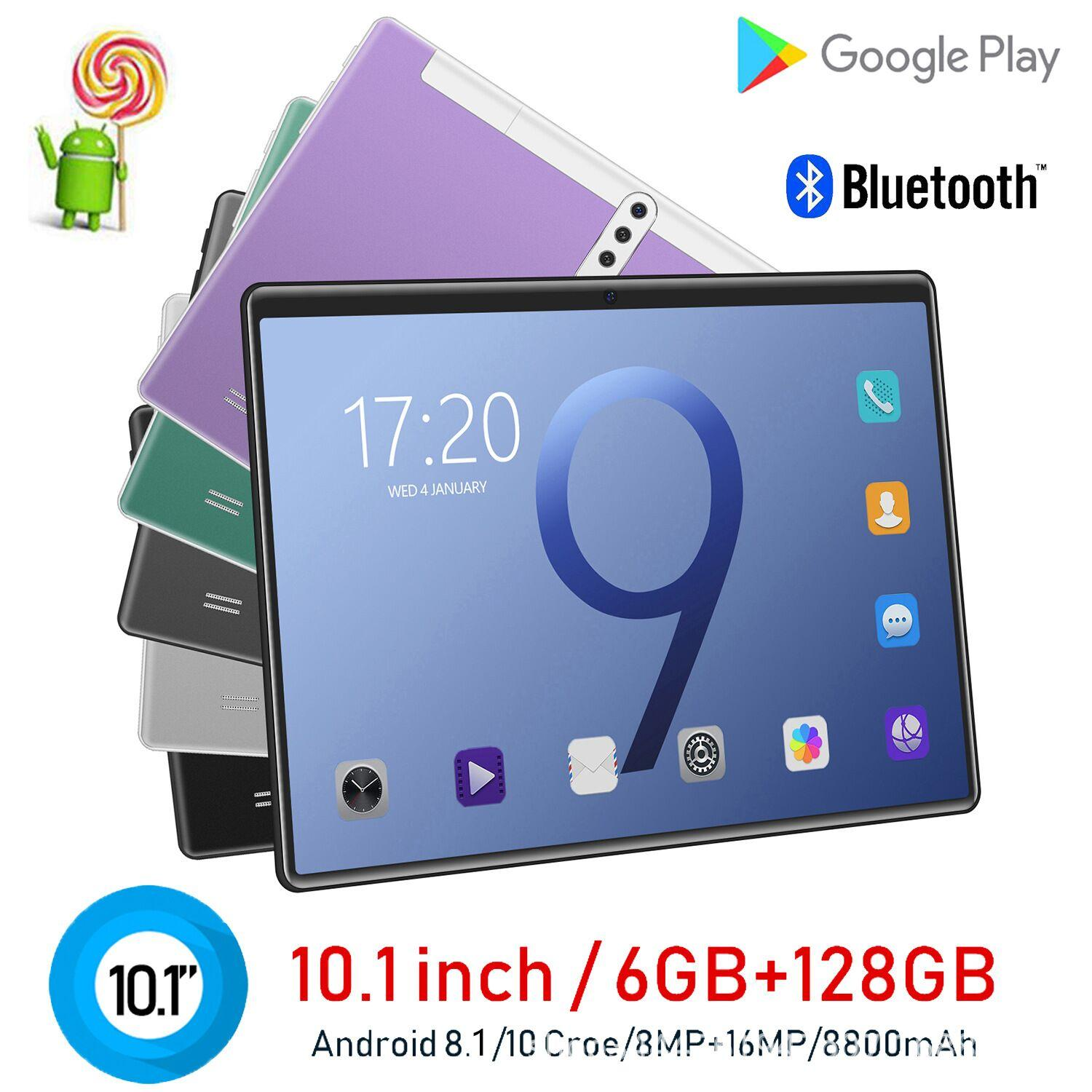 X102Factory direct sales new tablet 10 inch tablet with GPSwifi dual card dual standby Bluetooth spot