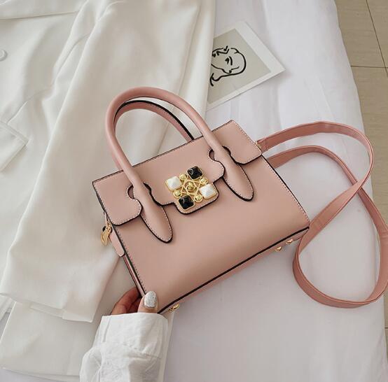 Borsa borsa della donna nuovo stile di modo casuale sacchetti di Totes di spalla di alta qualità della signora del sacchetto di trasporto