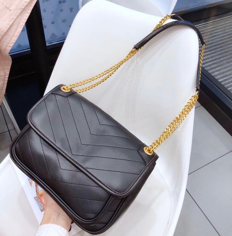Качество за плечом дизайнер мода сумка женские буквы цепь верхние кошельки сумки сумка бренда роскошный поперек сумки сумки Gairsjr
