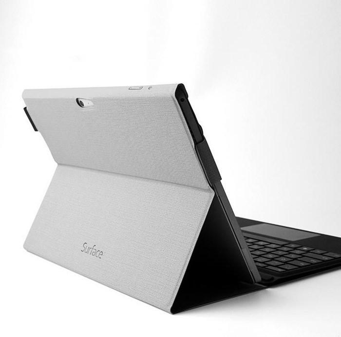 Сверхтонкий PU Книга откидная крышка для Microsoft Surface Pro 4 5 6 7 Tablet Case с подставкой