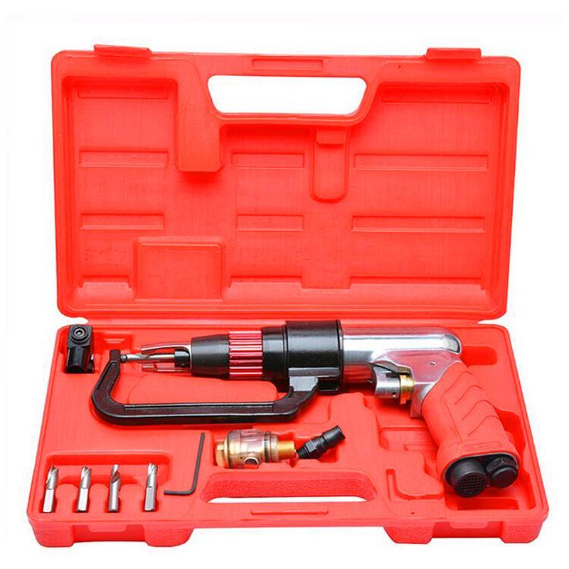 Pneumatique Soudage Drill Tôle spot à souder Drill outils pneumatiques soudure Joints Enlever la machine de positionnement solding Drill