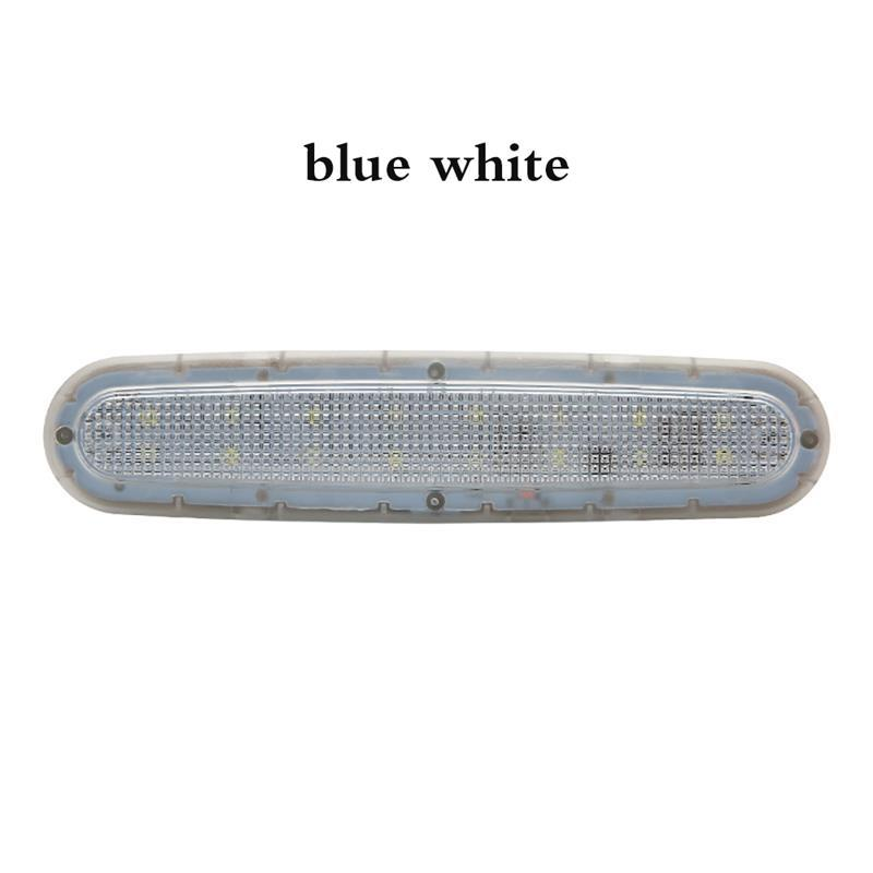 Neue Auto-Innen Light Reading Nachtlicht USB aufladbare Lese Magnetic LED Berühren Controlling Car Styling