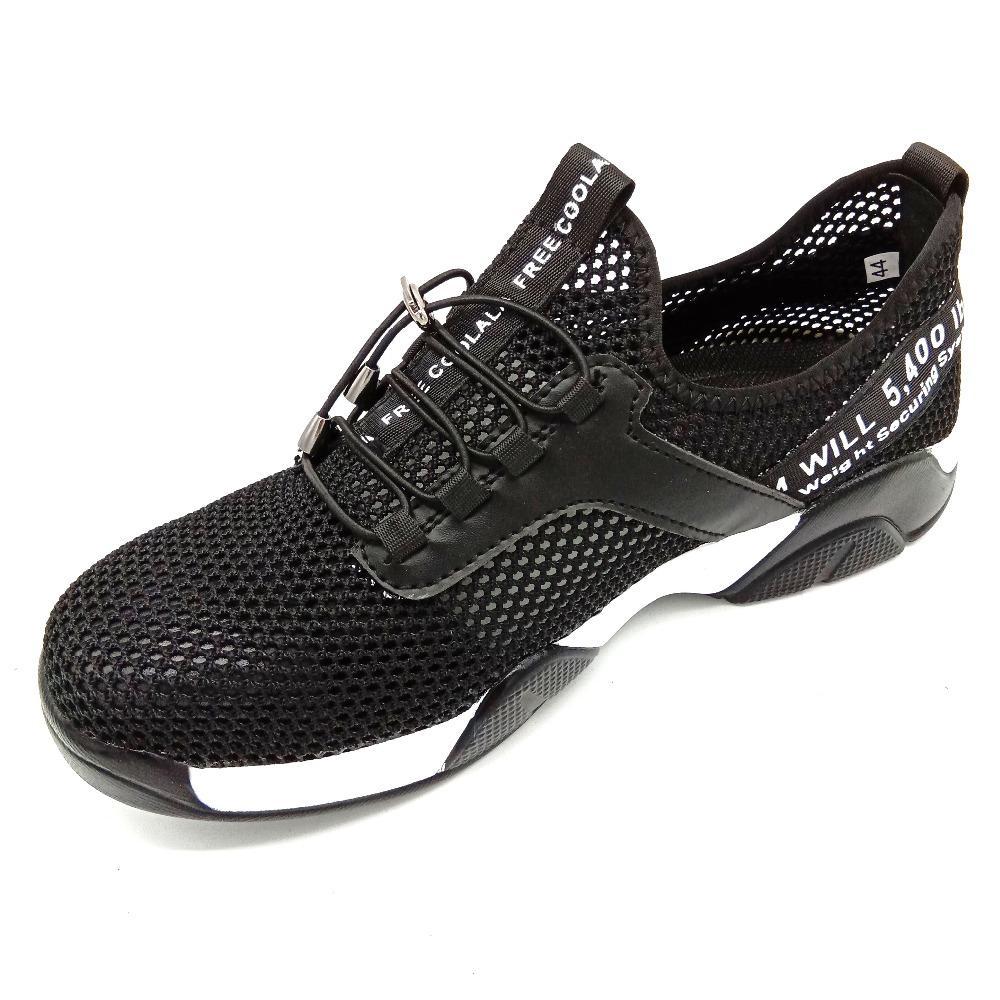OFF Shoes Men Steel Toe Work Safety