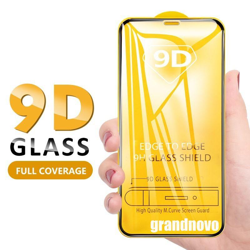 9D كاملة الغراء خفف من الزجاج الحرس شاشة السينما حامي للحصول على سامسونج غالاكسي A10S A20S A30S A40S A50S A70S A10 A20 A30 A40 A50 A60 A70 A80 A90