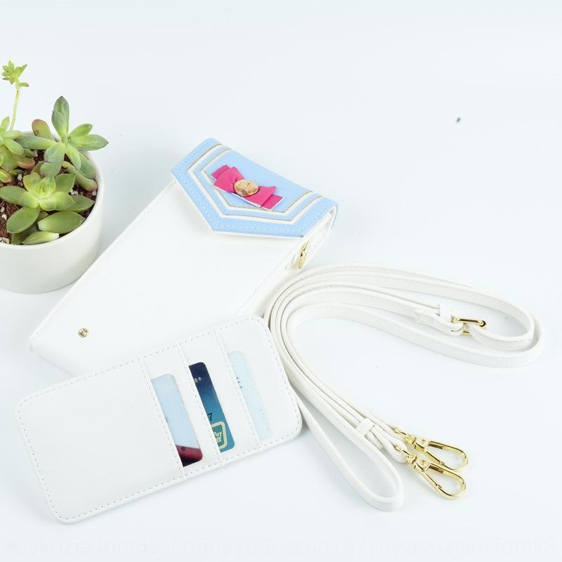 2020 nouvelle longue main grande capacité sac à bandoulière à glissière portefeuille téléphone mobile messenger main des femmes sac de téléphone mobile