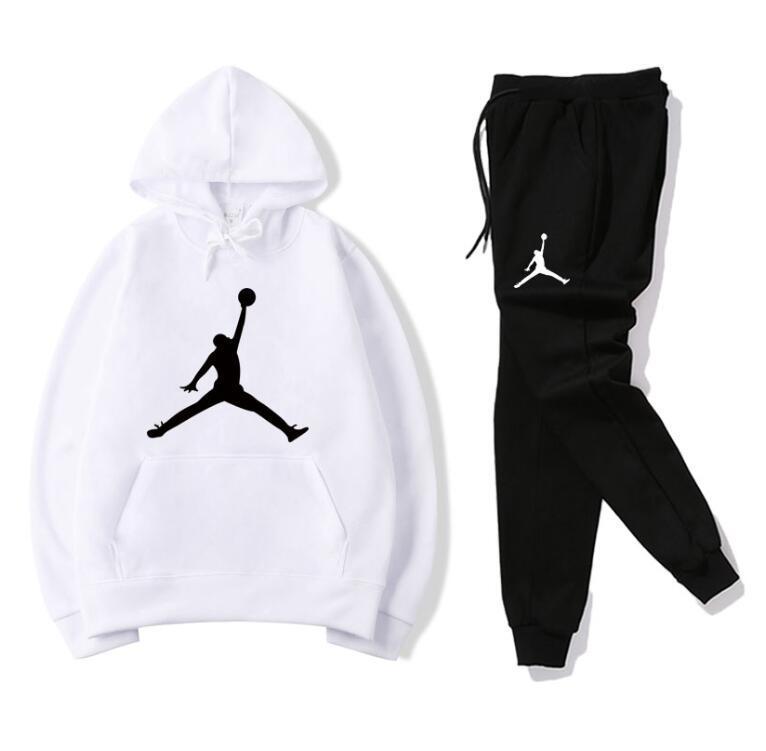 Uomini impostati sweatsuit Designer Tuta donna degli uomini hoodies + pantaloni Uomo Abbigliamento Felpa Pullover Casual Tennis Sport Tute Sweat Suits