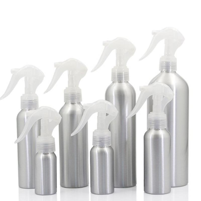 Aluminum Spray Bottle Barber Water Sprayer Bottle Haircut Styling Empty Atomizer Pro Salon Hairdressing Tools DIY Home
