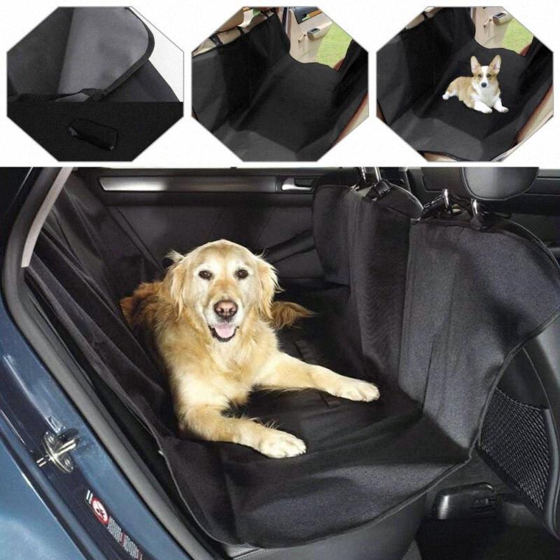 Сиденье GLCC Ткань Оксфорд Pet автомобиля Мат Собака автомобиля Подушка Обложка Водонепроницаемый Маты спинку заднего сиденья протектор 134 * 133cm dcp9 #