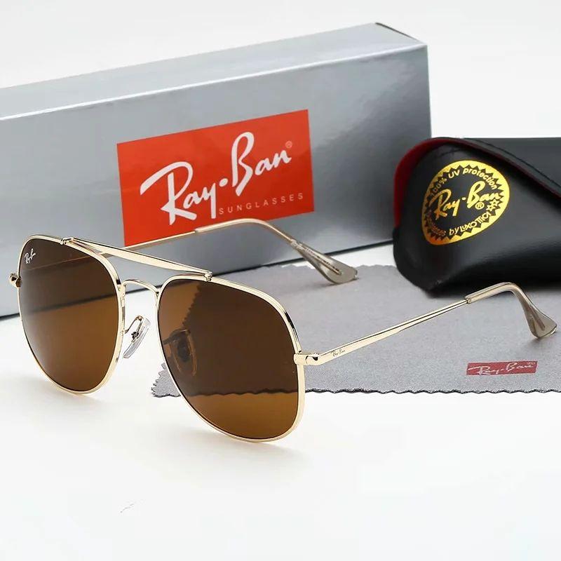 Ray-Ban tasarımcı güneş gözlüğü kadın tasarımcı boy erkekler des lunettes de soleil güneş gözlüğü havacı polarize kedi gözü T1 gözlük mens