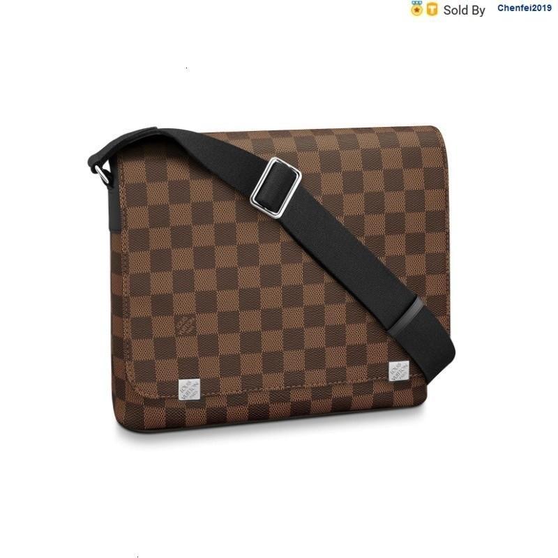chenfei2019 RIGP Brown Messenger Bag N41031 Totes Handbags Shoulder Bags Backpacks Wallets Purse