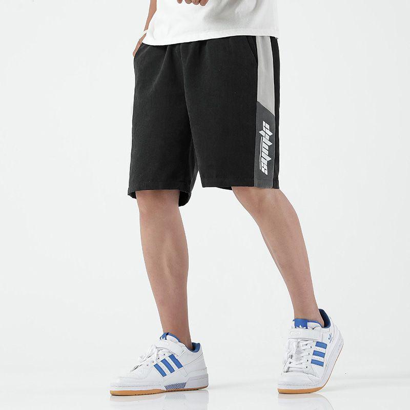 2020 летом новый мужской шорты Спортивная одежда Повседневная Boardshorts Человек Карман дышащий Мужская Короткие брюки Новая мода мужчины случайные шорты