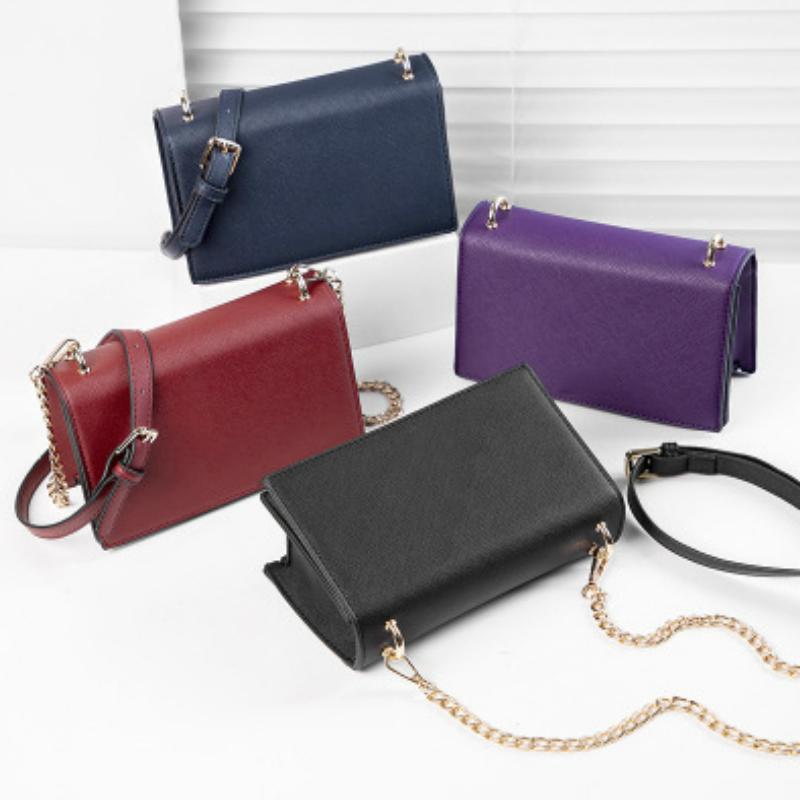 Markendesigner Damentasche Messenger Schulter Luxus Kettengeldbeutel Klappen tote Querkörperhandtaschen