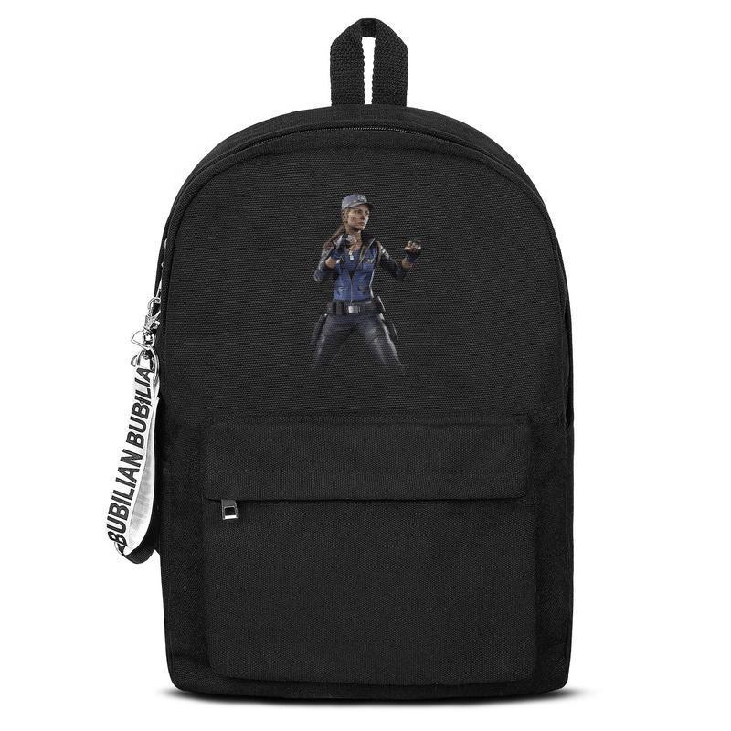 Classique Mortal Kombat Sub Zero MKX Toile Bookbag Sac à dos école élémentaire réutilisable étudiant d'affaires Sonya Daypack jeu lame X lance