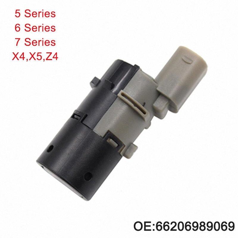 1/4 pcs PDC Capteur de stationnement arrière backupassist pour E39 E46 E53 E60 E61 E63 E64 E65 E66 E83 X3 X5 3 Série 5 66206989069 voiture BPvt #