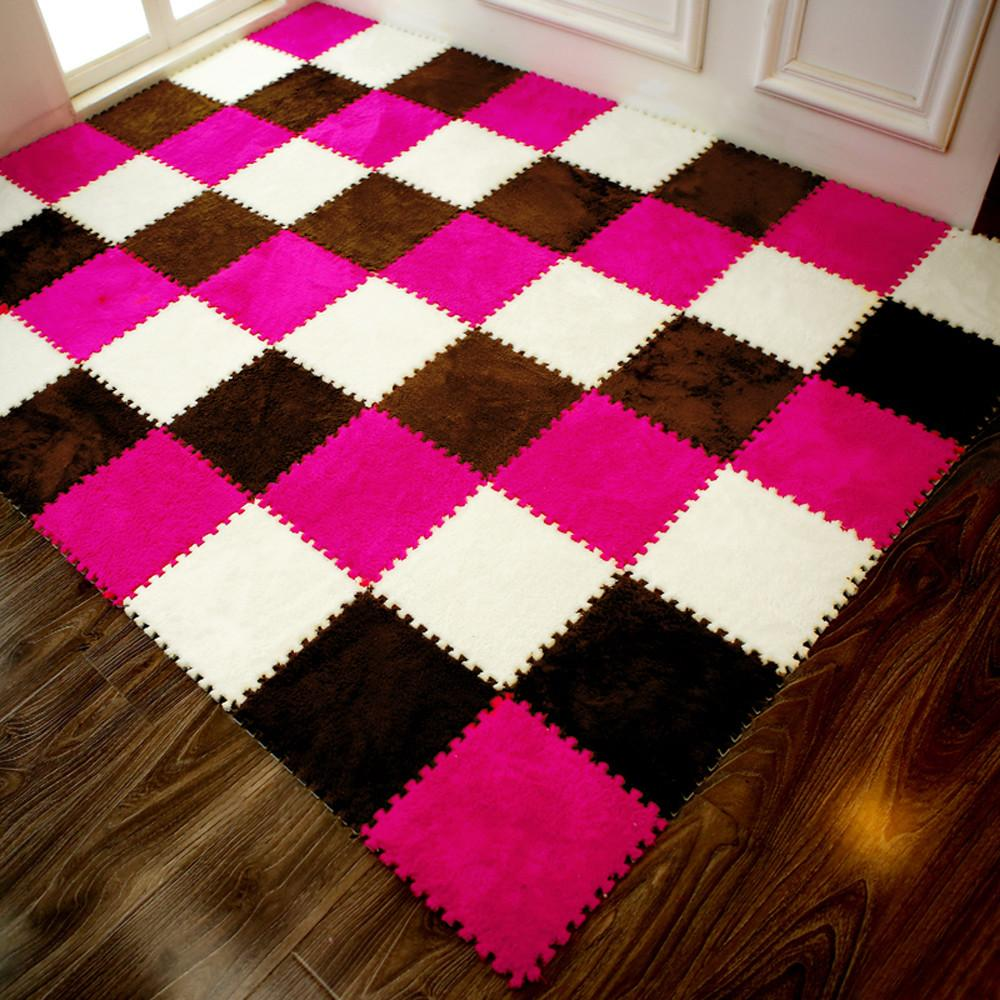 Puzzles de espuma alfombra de juego para los niños Los niños Alfombra Alfombra alfombra de juego Mat Desarrollo de goma espuma Eva Rompecabezas Juego Infantile1.078