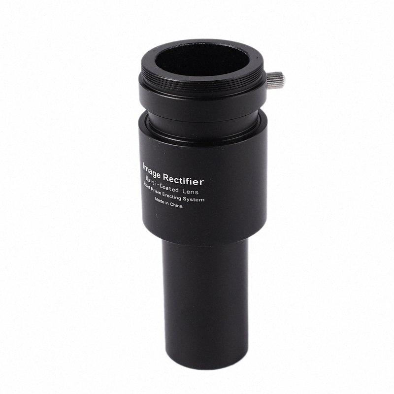 1,25 pulgadas de imagen adaptador de montaje de la cámara Prisma rectificador Dentro 1.5X Lente Barlow para newtoniana Telescopio Reflector 5iZi #