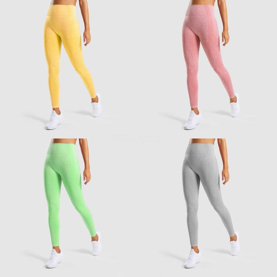 Kadınlar Sport For Women'S Hollow Out Sports Gym Fitness Yoga Tozluklar Pantolon Push Up Egzersiz Tozluklar Pantolon Kadın Sweatpants # 180