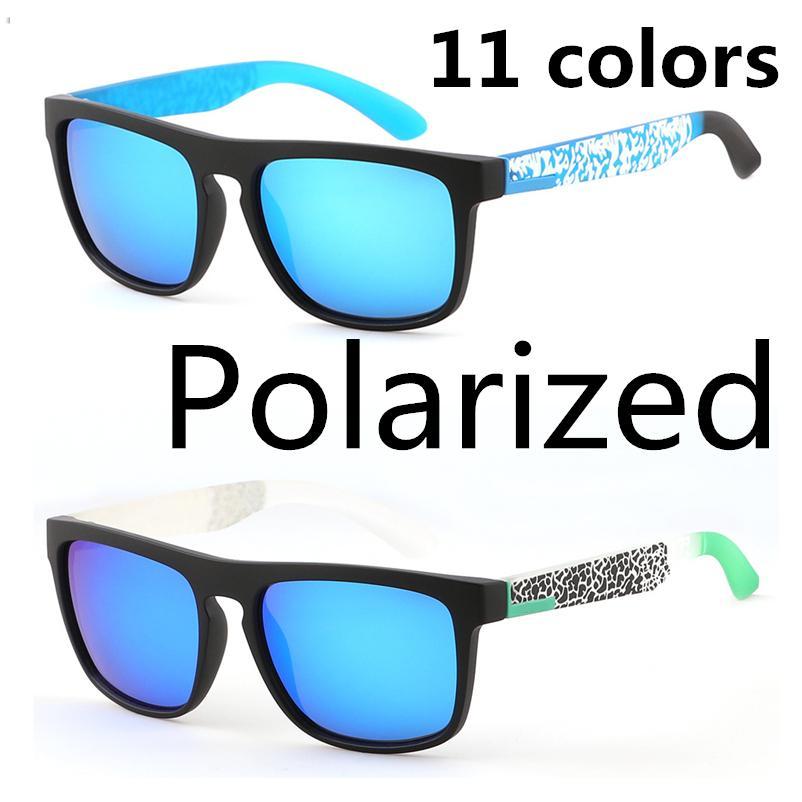 جديد الرياضة الاستقطاب TR90 النظارات الشمسية Ski UV400 نظارات واقية الصيف تصفح النظارات بالجملة 11 الألوان حزمة كاملة