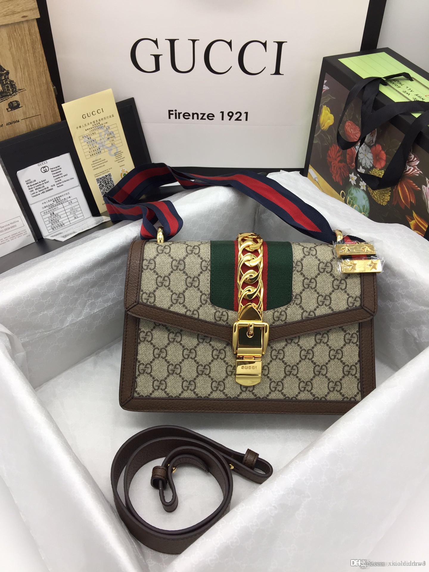 Moda Womenmen mejores señoras de hombro del bolso de la taleguilla del monedero del totalizador 88Messenger Crossbody Handbagt billetera nuevo clásico billetera 421882 25-17-8cm