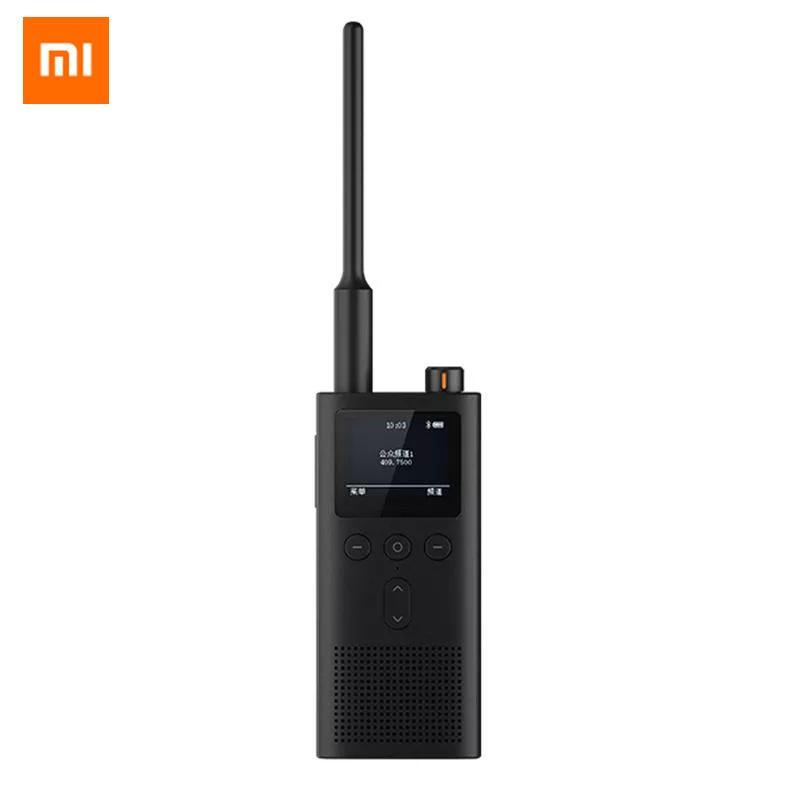 XIAOMI Mijia 5200MAH يتحملها 2 IP65 للماء والغبار واقية المحمولة راديو في الهواء الطلق جهاز الإرسال والاستقبال المزدوج UVHF البيني باند