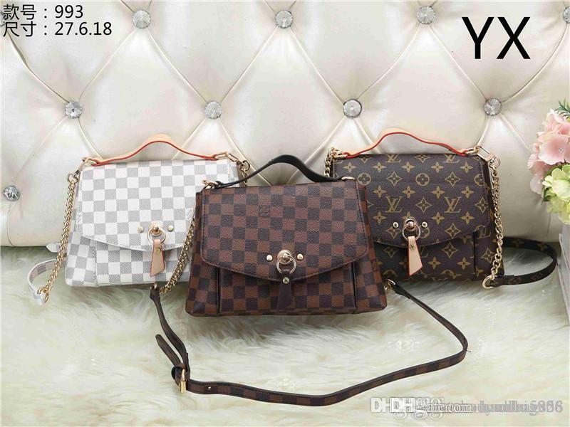 2020 GD Лучшая цена сумки высокого качества тотализатор плеча рюкзак сумка кошелек кошелек YX993-2