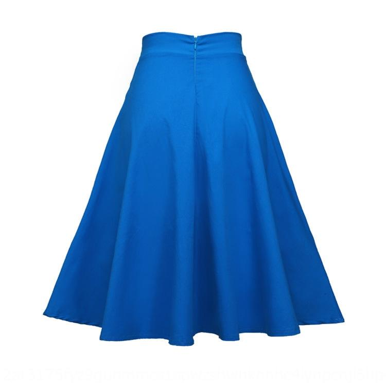 50 barboncino gonna barboncino 50 del 2020 le donne del nuovo pannello esterno del vestito vestito 2020 nuove donne