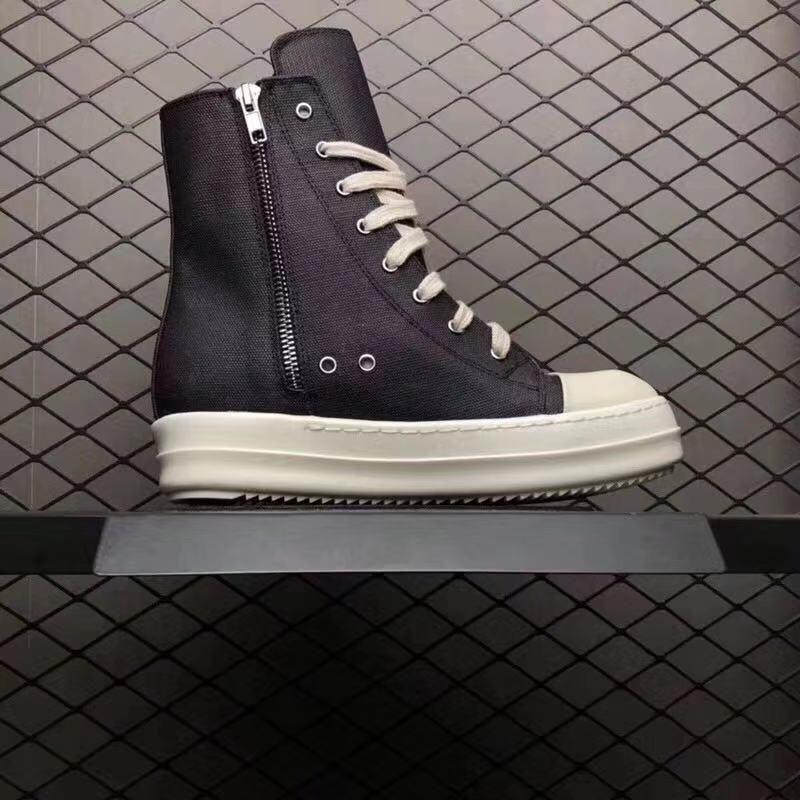 créateur de mode chaussures de marque chaussures de sport des hommes et des femmes bottes Martin sont en peau de vache importée et la semelle extérieure de parfum de lait