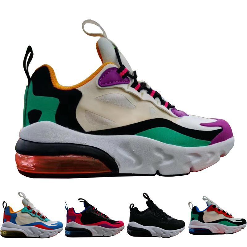 Ayakkabı Koşu Ucuz Atletik Antrenör Erkekler Hava Gökkuşağı Yeni Tasarımcılar Sneakers Erkek Yürüyüş çocuklar Spor Siyah Beyaz 2018 Kadınlar