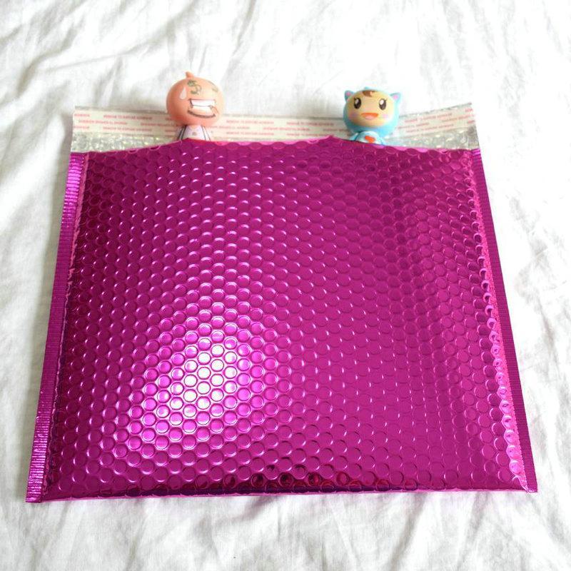 C3-Metalik Pembe yastıklı kabarcık Zarflar Miktar 50 320 mm x 450 mm C3 Pembe Metalik yastıklı kabarcık Torba 4 C3 Metalik qqds hfNBW