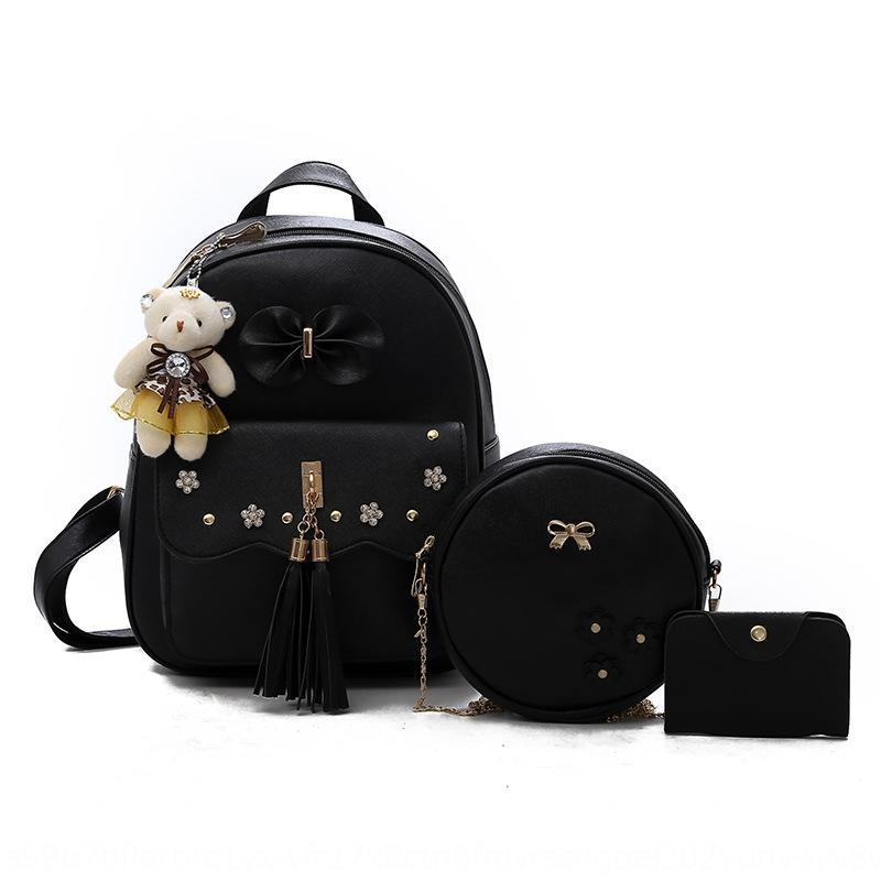 La fille de l'enfant est mignon sac à dos Petit sac backpackbackpack mode jardin d'enfants de style coréen petit sac Voyage de fille