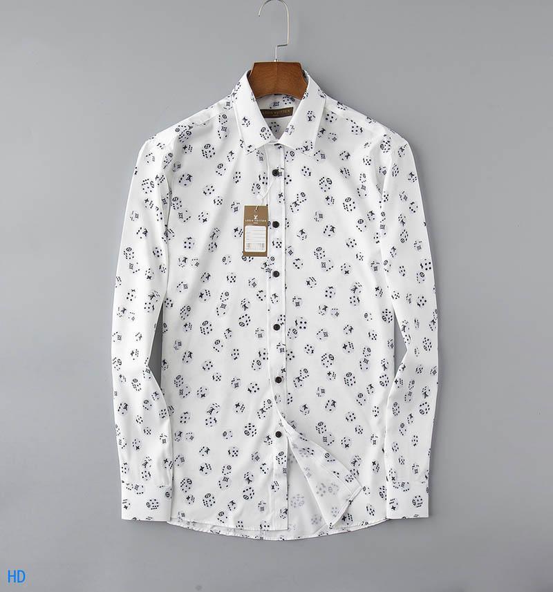 impresso desenhista da camisa moda masculina Medusa boate camisa social europeu e saco de estilo americano