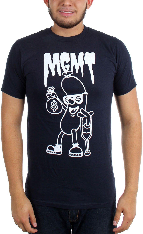 MGMT - Mens Hot Dog T-shirt