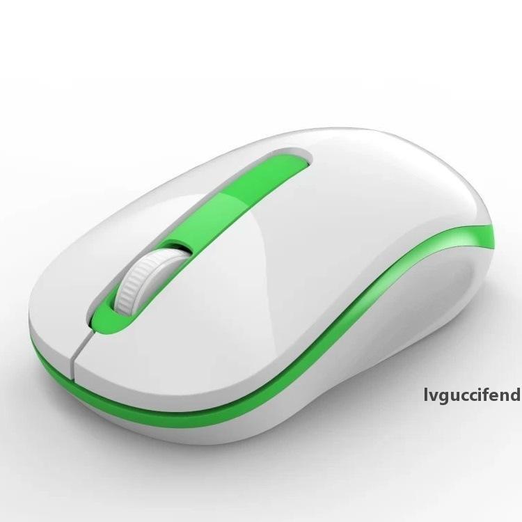 ordinateur portable souris sans fil intelligent, des jeux d'ordinateur de bureau bureau, 2.4G souris sans fil, souris coloré en mode de travail photoélectrique