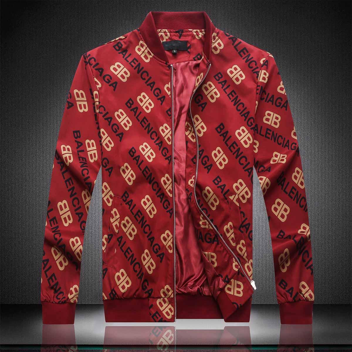 Top quality Mens Designer Jacket Zipper Hoodie Jackets Fashion Mens Jacket 2020 Men Casual Windbreaker Winter Outdoor Streetwear Coat