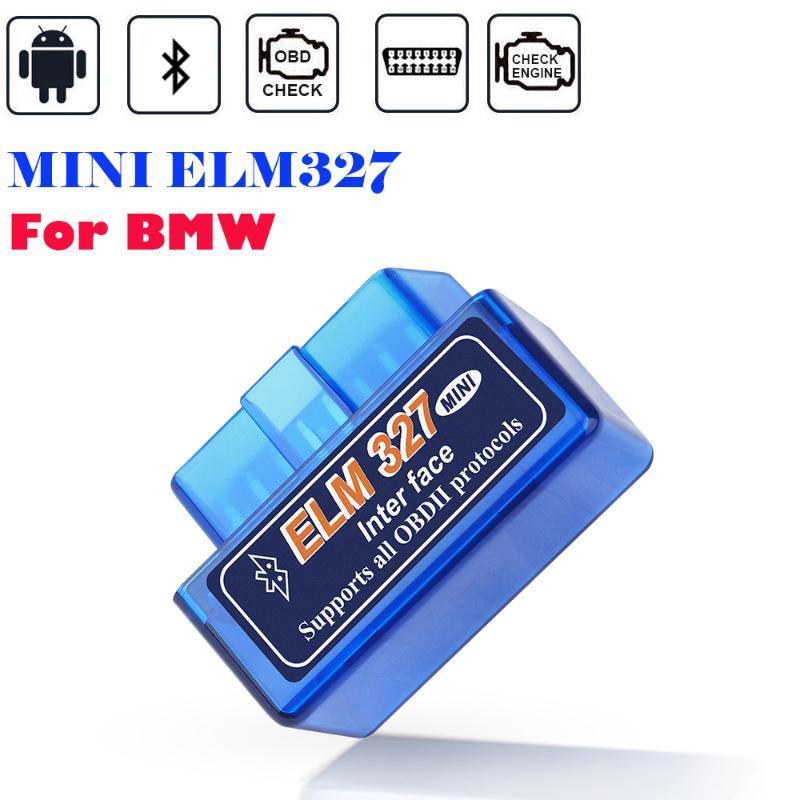 Bluetooth ELM327 OBD2 Scanner For E39 E46 E36 E90 E91 E60 E61 E87 E84 E30 E34 F10 F20 F30 X3 X5 X6 M3 Diagnostic Tools