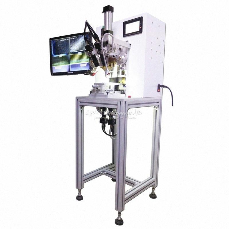 LY 9010 Précision Pulse Hot Machine de presse Téléphone LCD réparation machine écran Flex ruban câble FPC Collage nD6w #