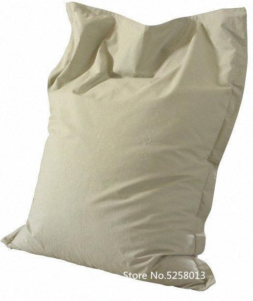 Beige Couleur Divers OUTDOOR Nylon imperméable Chaise Bean Bag multifonctions, GYM Beanbag Seat Portable Outdoor Furniture Patio OHPA Divans #