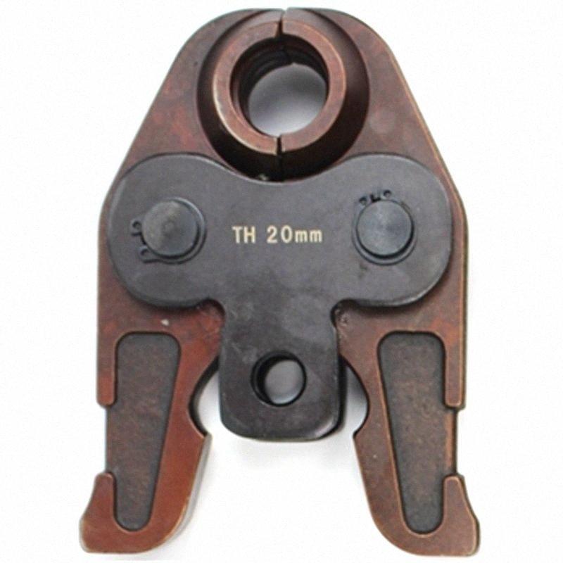 TH20mm Pex tuyaux Pince à sertir Outils de serrage Mâchoires sord #