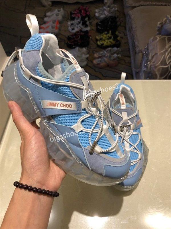 Prada shoes Novo designer famosos sapatos casuais Plano Kanye West Moda enrugado couro Trainers fugitivo Arena Sapatos zh200519