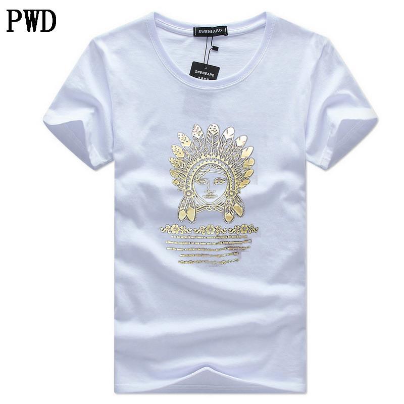 Erkek tişört Moda Print Hipster Komik t shirt Erkekler Yaz Casual sokak Hip-hop Tops Tee gömlek Erkek 5XL C-3