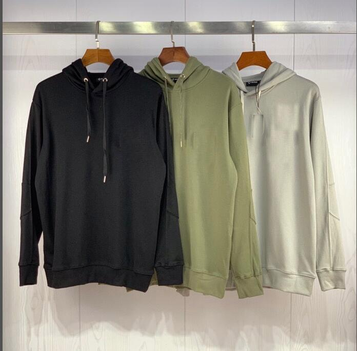 Marca Mens Mens Hoodie Light Fleece Moletons Moda Impresso Pullovers 9 Cores Street Style Mens Sportswear Jackets