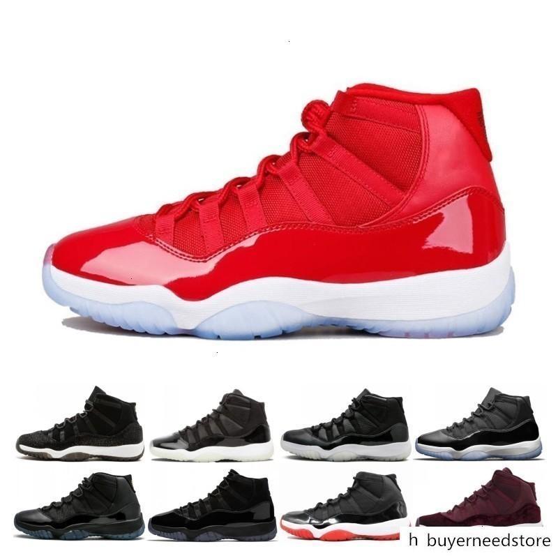 11 11'ler concord kap Önlük Erkekler Kadınlar Basketbol Ayakkabı 72-10 GAMMA MAVİ Platin Ton Spor ayakkabı Sneaker 5,5-13